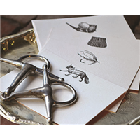 Luxe Correspondence Cards